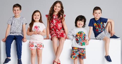 مراکز خرید لباس کودک