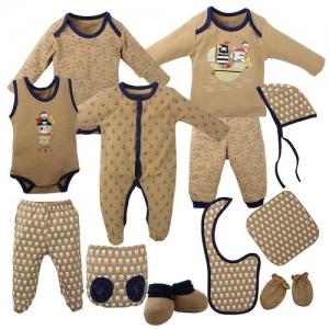 کل لباس نوزادی پسرانه