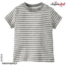 تیشرت نوزادی لوپیلو آلمان سایز 0 تا 2 سال
