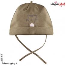 کلاه نخی نوزادی لوپیلو آلمان سایز 0 تا 2 ماه