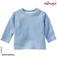 بلوز پسرانه نوزادی لوپیلو آلمان سایز 6 تا 24 ماه