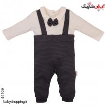 سرهمی نوزادی پسرانه LONDONY ترکیه سایز 0 تا 3 ماه