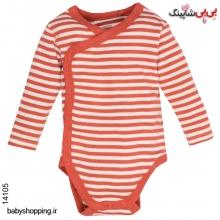 بادی نوزادی لوپیلو آلمان سایز 0 تا 2 ماه