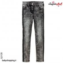 شلوار جین بچگانه  پیپرتس آلمان سایز 7 تا 8 سال