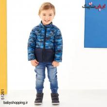 کاپشن نوزادی لوپیلو  آلمان سایز 12 تا 18 ماه