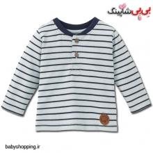 پیراهن نوزادی پسرانه لوپیلو آلمان مناسب برای 0 تا 2 ماه