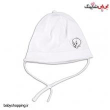 کلاه نوزادی لونی تونز آلمان سایز 2 تا 6 ماه